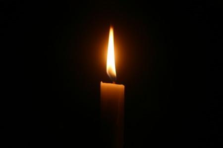blackout: kaars