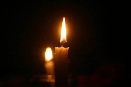 two candels