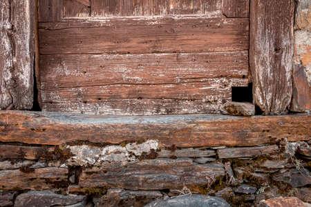 Older wood Stock Photo