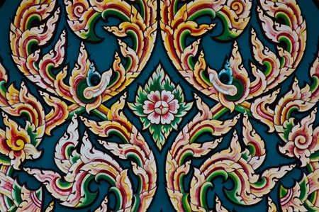 Thai design. photo