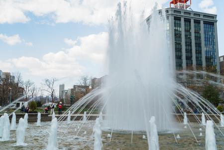 odori: Fountain of Odori Park