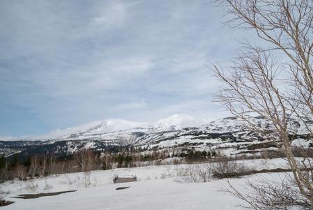 mount biei (bieidake) is an active volcano located in Daisetsuzan National Park