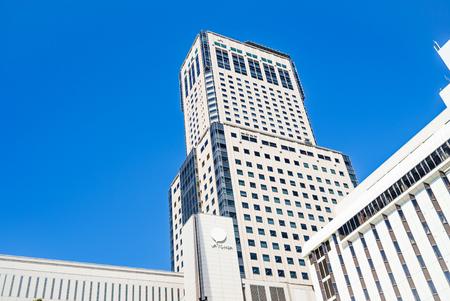日本: sapporo JR tower