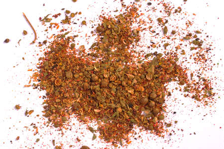 spices isolated Banque d'images - 150594092