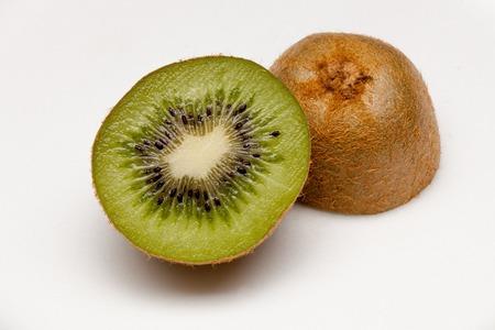 Kiwi, Sliced in half