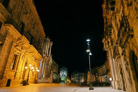 syracuse: Piazza Duomo - Syracuse