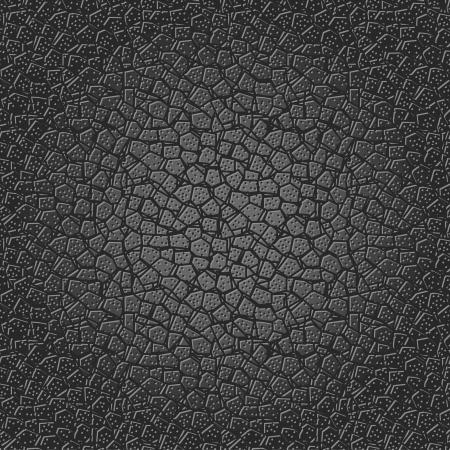 Hintergrund der schwarzen nahtlose Lederstruktur