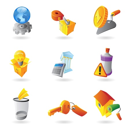 knickknack: Icons for industry