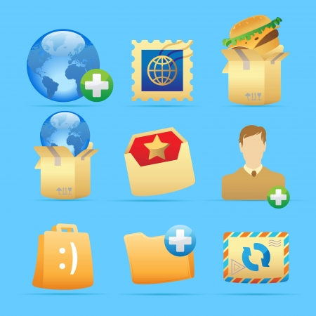 paperbag: Icons for concepts and metaphor illustration