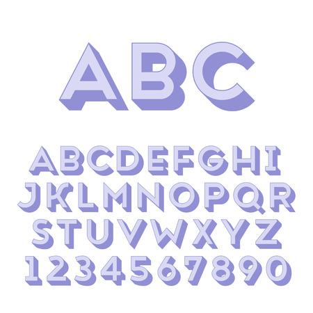 sans serif: Handmade sans-serif font