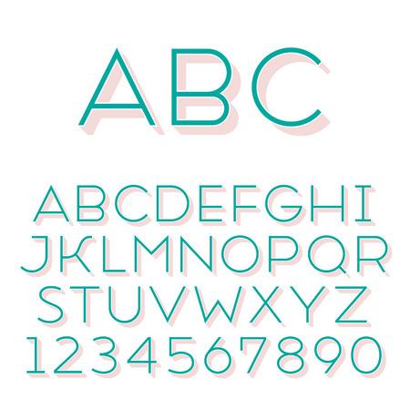 sans: Handmade sans-serif font