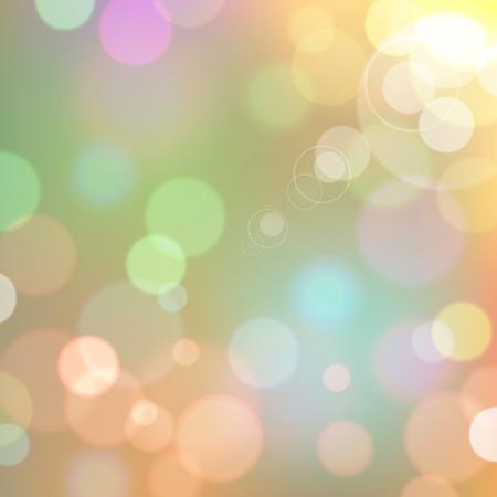 vintage colors: Festive colorful background of vintage colors with bokeh defocused lights. Vector eps10.