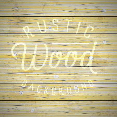 bois rustique Planches vintage background.