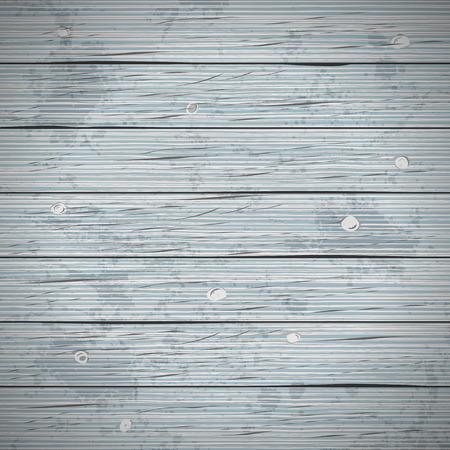 madera rústica: Tablones de madera rústica fondo de la vendimia. Ilustración del vector.