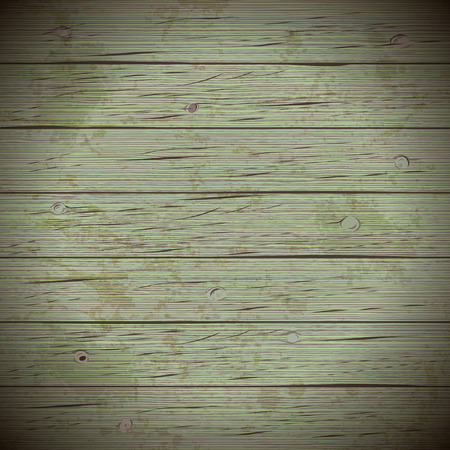 wood planks: Rustic wood planks vintage background. Vector illustration. Illustration