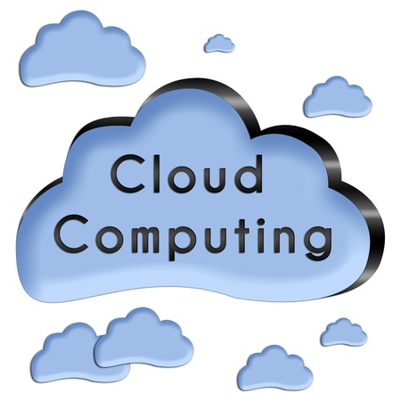 Cloud Computing - Clouds photo
