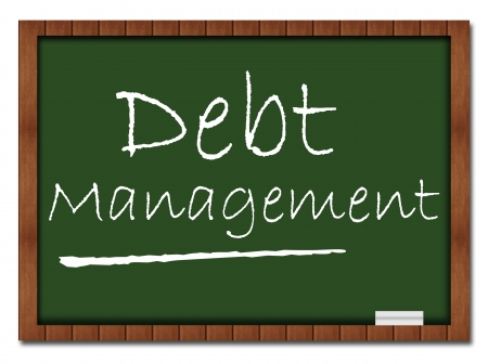 debt management: Debt Management - Classroom Board