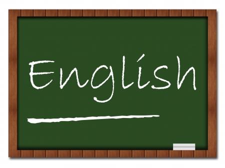 Englisch - Classroom Vorstand Standard-Bild - 18511289
