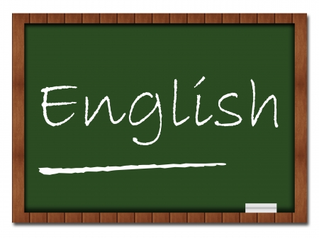 subject: English - Classroom Board