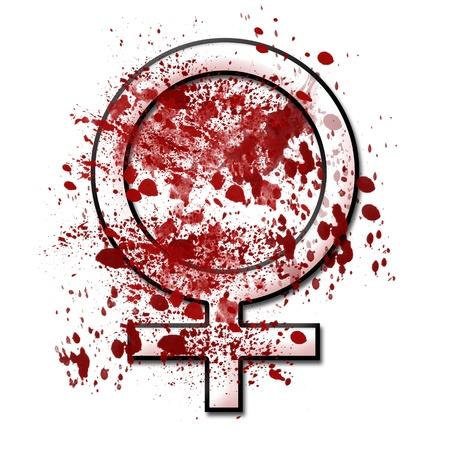 Women Under Attack Standard-Bild - 19130331