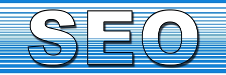 SEO Blue Stripe Background Stock Photo - 21429010