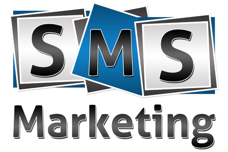 SMS Marketing Three Blocks photo