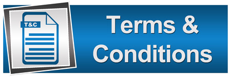 Terms and Conditions Blue Grey Banner photo
