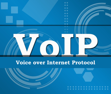 Voip Business Theme Background photo