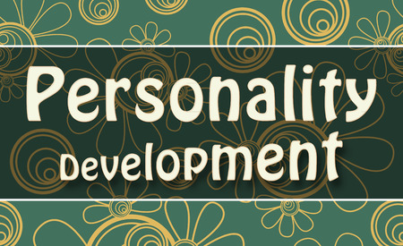 Personality Development Green Golden photo