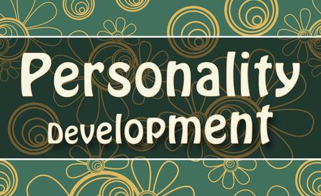 personality development: Personality Development Green Golden