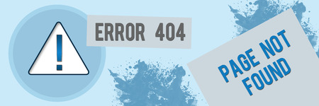 page not found: Page Not Found Grid Texture Banner Stock Photo