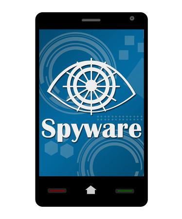 spyware: Spyware Smartphone