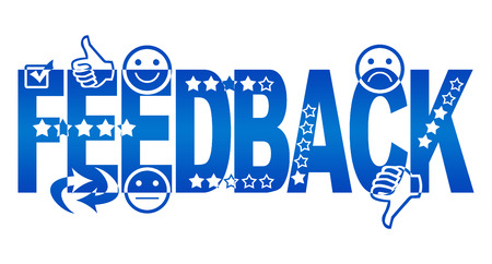 Feedback Text With Symbols