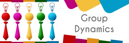 Group Dynamics Colorful Banner