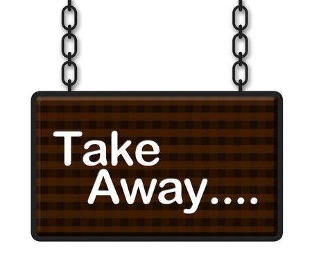 take away: Take Away