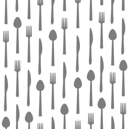 fork knife spoon: Fork Knife Spoon Texture Grey Stock Photo