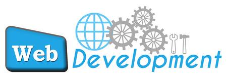 web development: Web Development Stock Photo