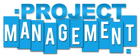 todo: Project Management Blue Stripes