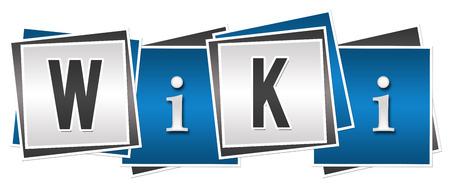wiki: WiKi Four Blocks