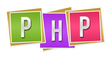 php: PHP Colorful Blocks