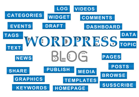 wordpress: Wordpress Blog Tag Stripes