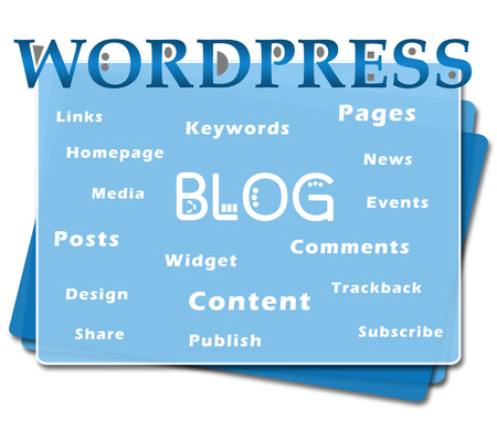 wordpress: Wordpress Blog Bottom Squares