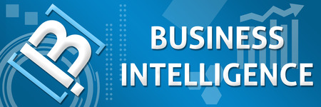 bi: BI - Business Intelligence Business Theme Logo
