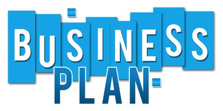Business Plan Blue Stripes