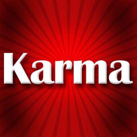 rouge et noir: Burst Karma Rouge Noir