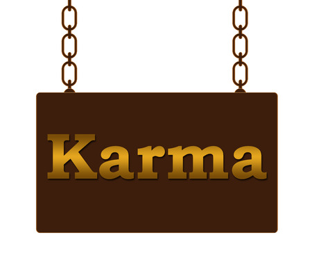 karma: Karma Signboard