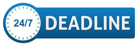 slog: Deadline With Clock Horizontal