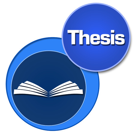 thesis: Thesis Two Blue Circles