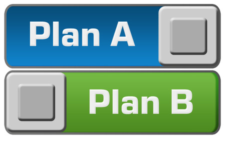 switches: Plan A B Blue Green Switches