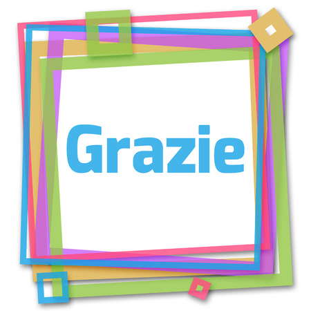 colorful frame: Grazie Colorful Frame